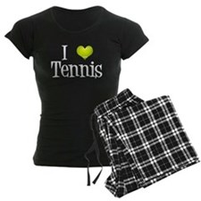 I Heart Tennis Pajamas