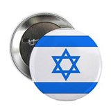 Israeli Flag Button