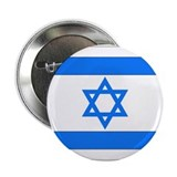 "Israeli Flag 2.25"" Button (10 pack)"