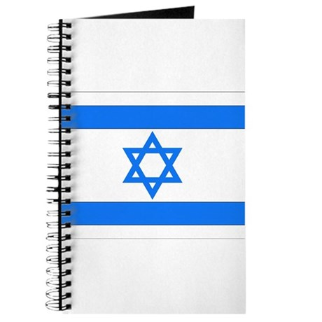 Israeli Flag Journal