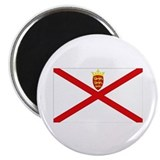 Jersey Flag Magnet