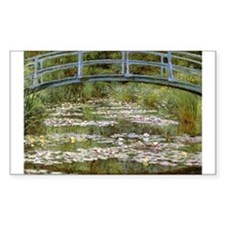 Claude Monet Decal