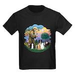 StFrancis2 / Kids Dark T-Shirt