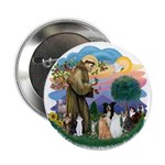 """StFrancis2 / 2.25"""" Button (100 pack)"""