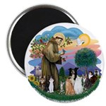 """StFrancis2 / 2.25"""" Magnet (10 pack)"""