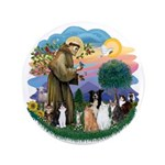 """StFrancis2 / 3.5"""" Button (100 pack)"""