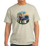 StFrancis2 / Light T-Shirt