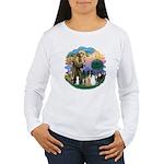 StFrancis2 / Women's Long Sleeve T-Shirt