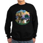 StFrancis2 / Sweatshirt (dark)