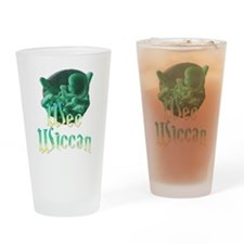 Wee Wiccan Baby Drinking Glass