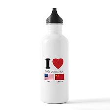 USA-CHINA Water Bottle