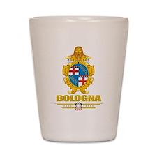 Bologna Shot Glass