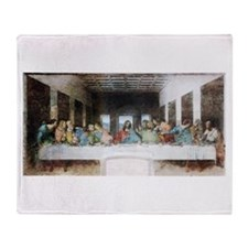 The Last Supper Throw Blanket