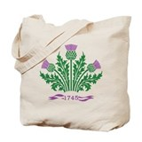 Unique Thistle Tote Bag