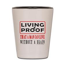LIVING PROOF Shot Glass