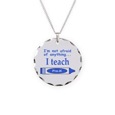 TEACH PRE-K Necklace