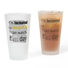 WORK Drinking Glass