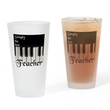 PIANO Drinking Glass
