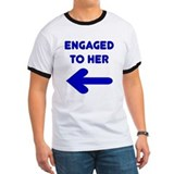 Engaged Arrow T
