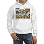 2L0057 - Engine and glider Hooded Sweatshirt