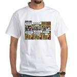 2L0057 - Engine and glider White T-Shirt
