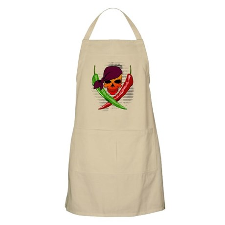 Pepper Pirate Apron