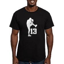 Baseball Uniform Number 13 T