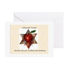 Greeting Cards (Pk of 20)-Rosh HaShanah