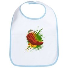 Pepper Season Bib