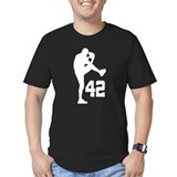 Baseball Uniform Number 42 T