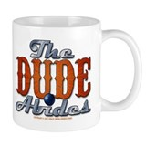 The Dude Abides Small Mug