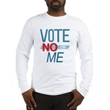 Personalize vote Long Sleeve T-Shirt