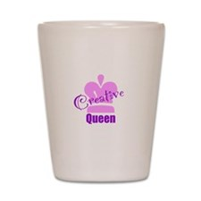 Creative Queen Shot Glass