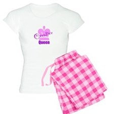 Creative Queen Pajamas