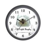 OES 1 Wall Clock