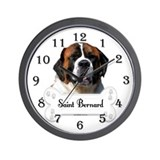 Saint 9 Wall Clock