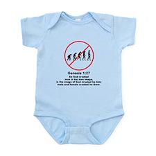 Genesis 1:27 Infant Bodysuit
