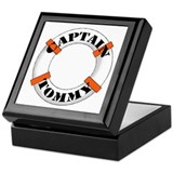 Captain Tommy Keepsake Box