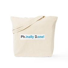 Cute Phd Tote Bag