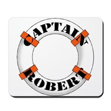 Captain Robert Mousepad