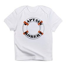 Captain Robert Infant T-Shirt