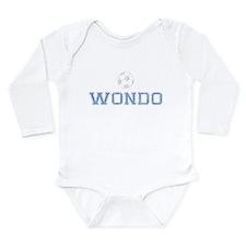Wondo Long Sleeve Infant Bodysuit