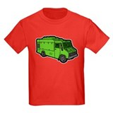 Food Truck: Basic (Green) T