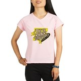 Bladder Cancer Survivor Performance Dry T-Shirt