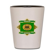 Augusta Flag Shot Glass