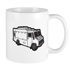 Food Truck: Basic (White) Mug