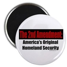 America's Original Homeland Security Magnet