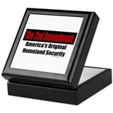 America's Original Homeland Security Keepsake Box