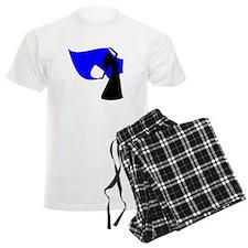 Blue Veil Dancer Pajamas