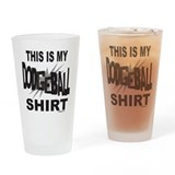 DODGEBALL Drinking Glass